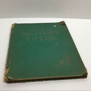 Other - 🌿 1951 EDITION MOTHER GOOSE NURSERY RHYMES BOOK